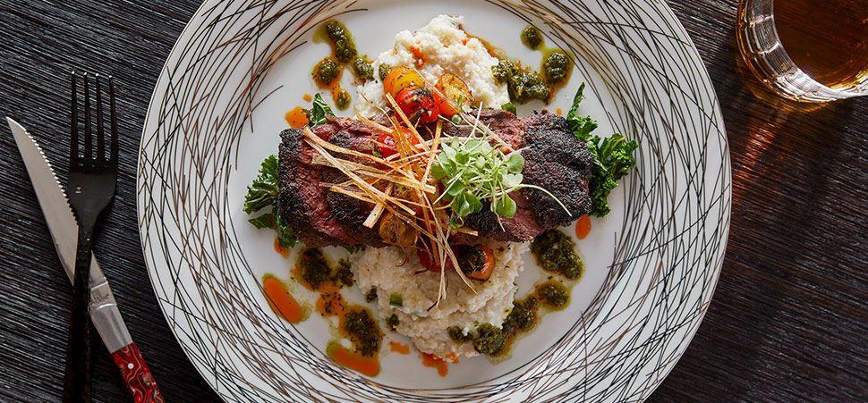 Dining Sir Malcolm American Cuisine at Daytona Beach Hotel