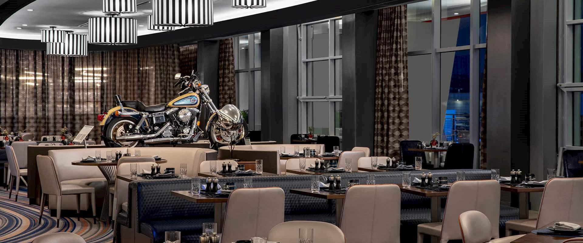 Daytona Beach Hotel Dining Facilities