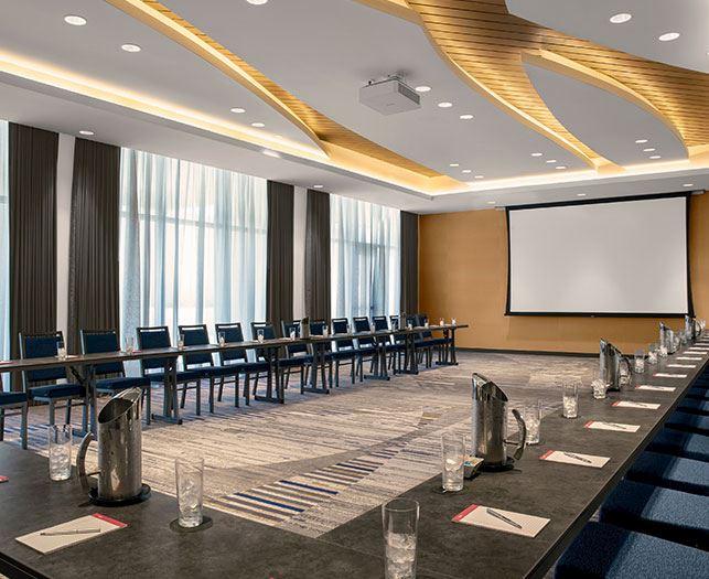 Meeting Rooms at Daytona Beach Hotel