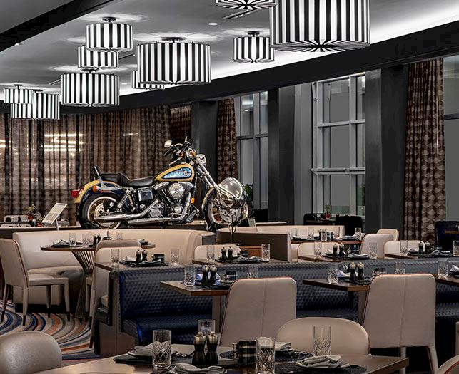 Sir Malcolm Restaurant at Daytona Beach Hotel